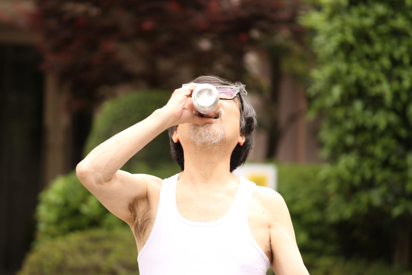 ビールが美味しい季節♪