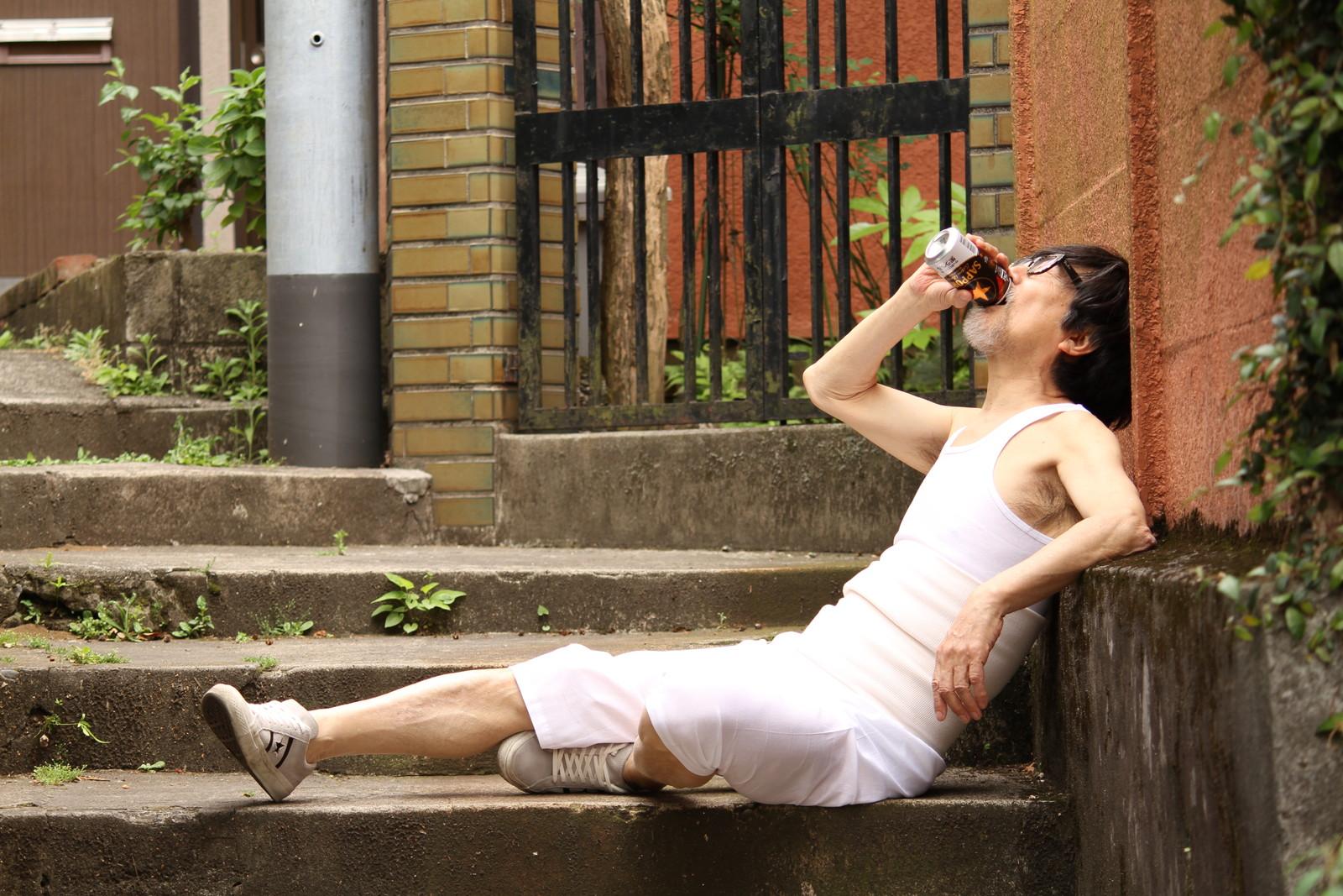 今日はとことん飲みたい気分なの。