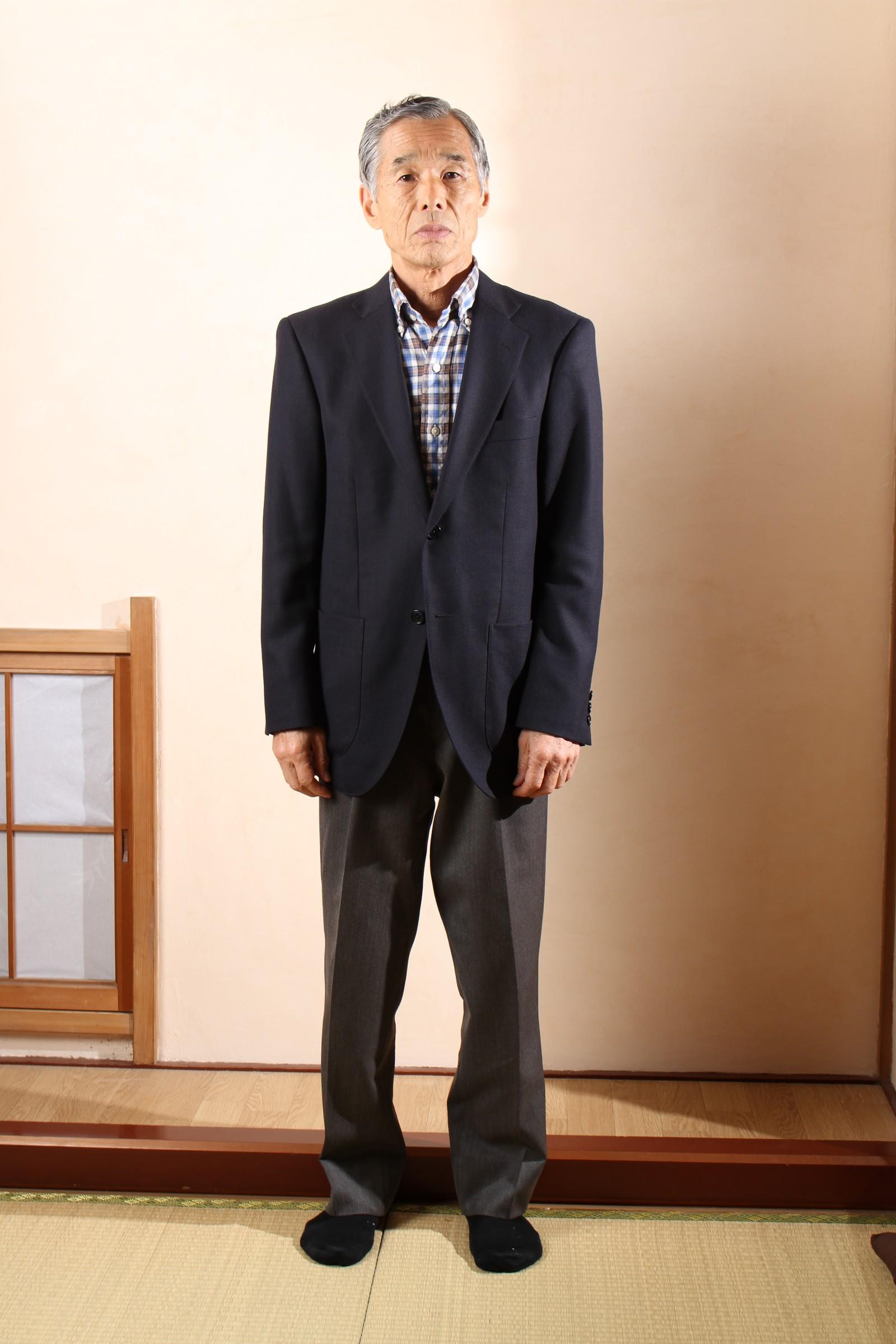 どうも、寺島久雄です(・∀・),シニア,写真,画像,素材,老人,高齢者,フリー