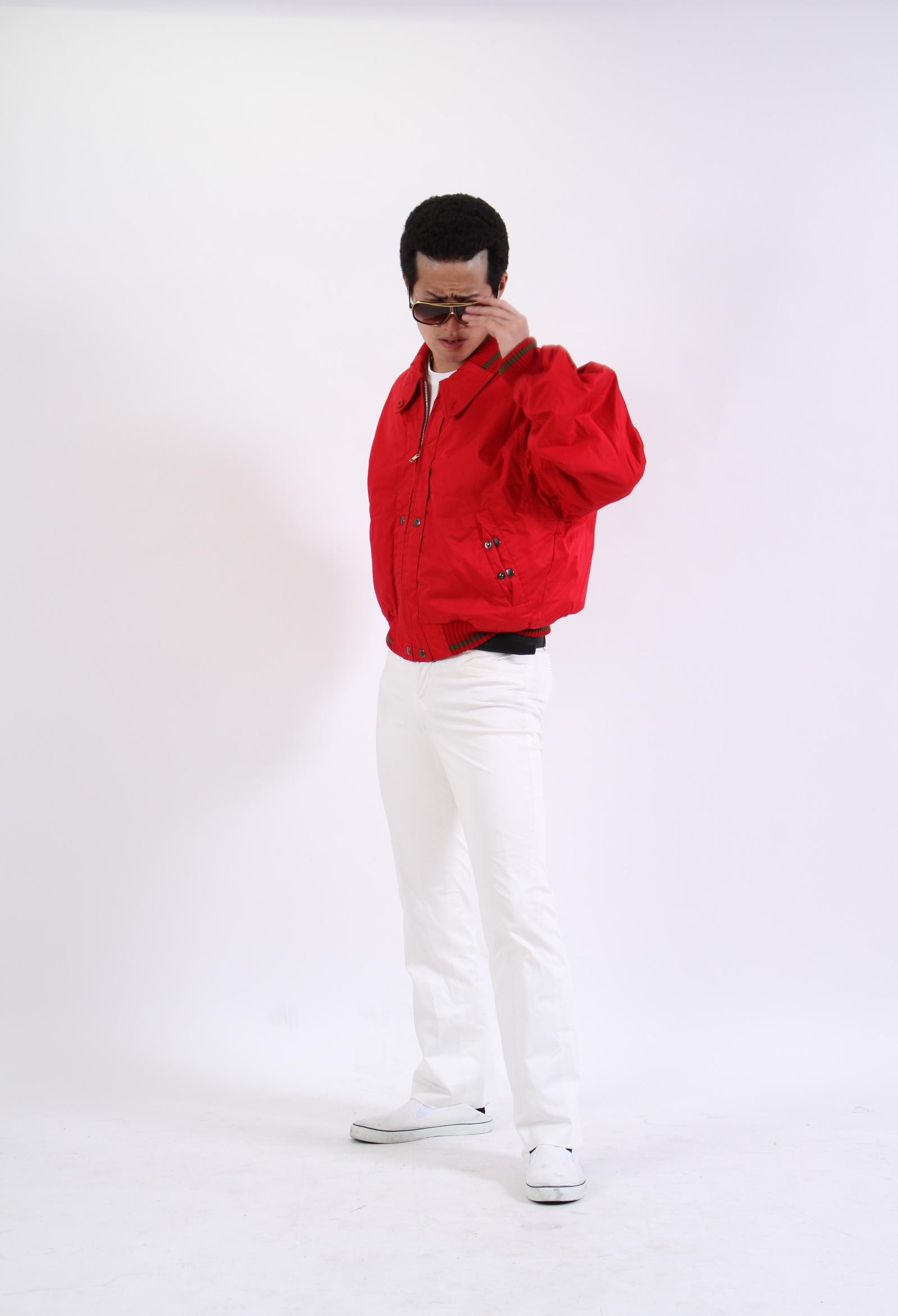 [02]どおりでジャケットだと暑いと思った。,シニア,写真,画像,素材,老人,高齢者,フリー