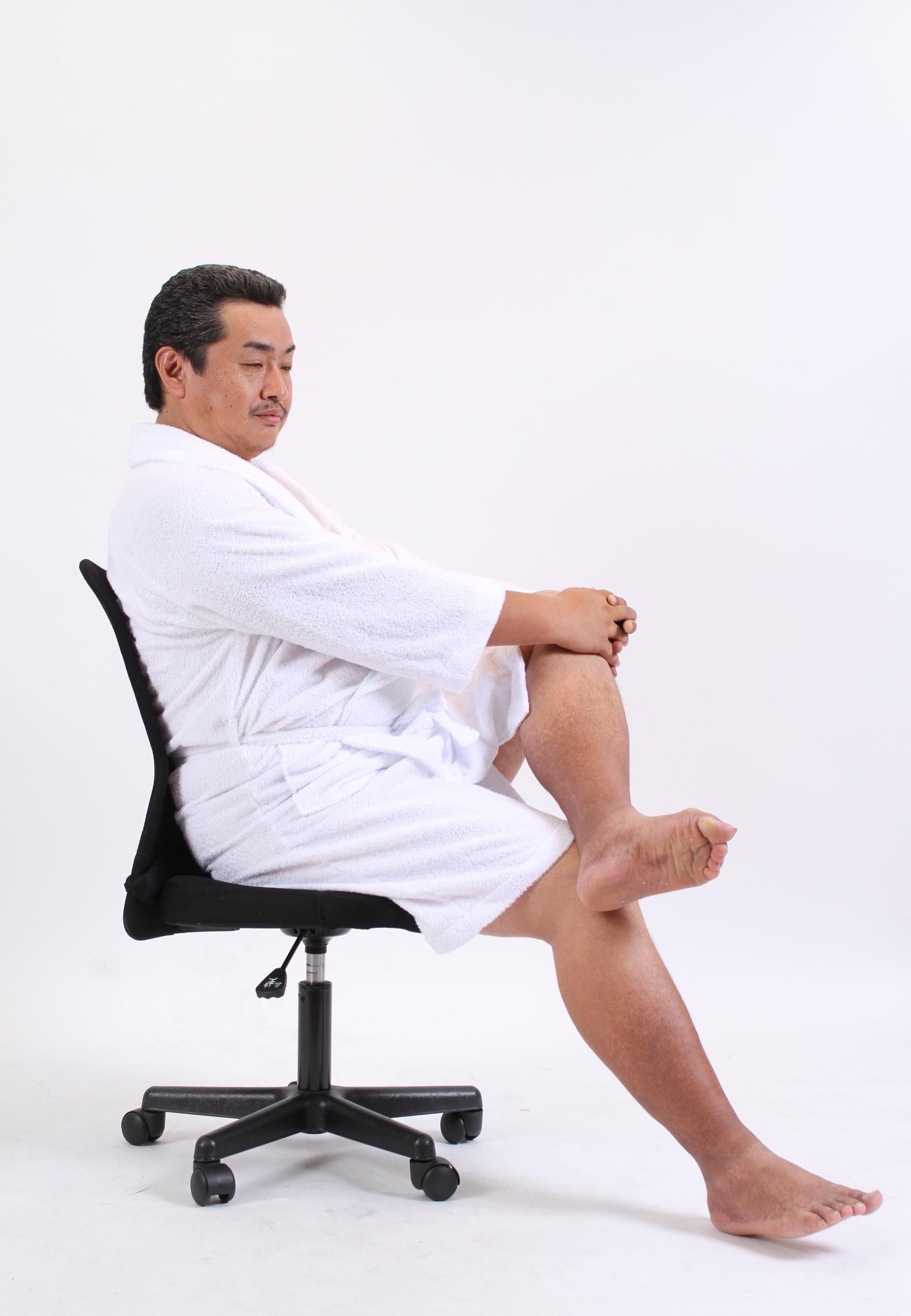 [02]「この椅子ください」,シニア,写真,画像,素材,老人,高齢者,フリー